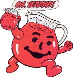 Oh, Yeaahh!  Kool-aid