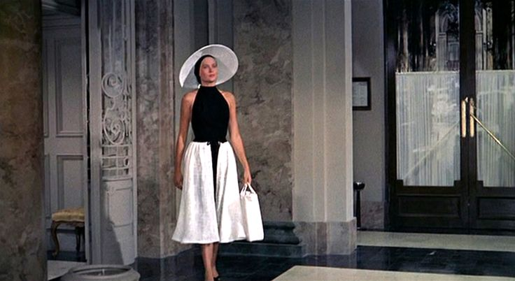 """Grace Kelly in """"To Catch a Thief"""" (1955)."""