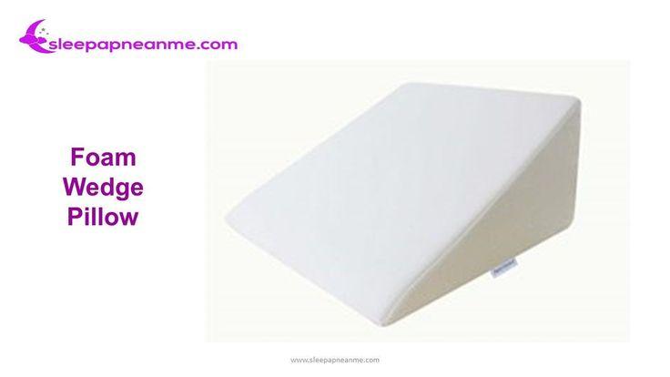 Wedge pillows can help you sleep slightly elevated. http://www.sleepapneanme.com/sleep-apnea-pillow.html