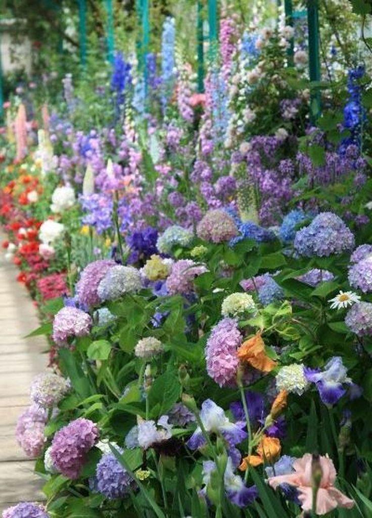 50 Genius Flower Beds Ideas For Garden
