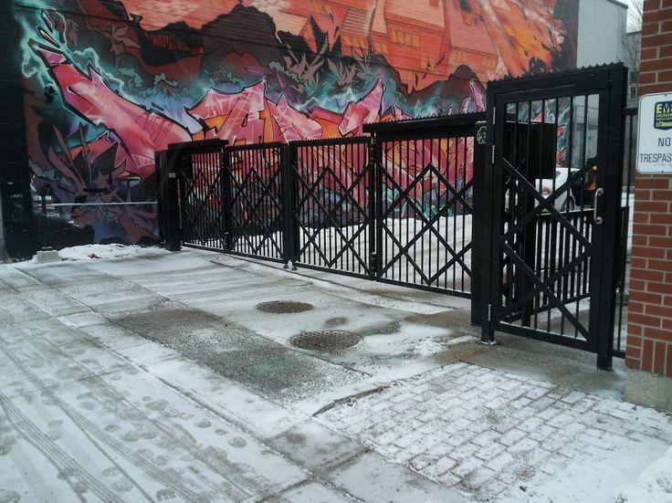 Photo in Bifold gate - Google Photos