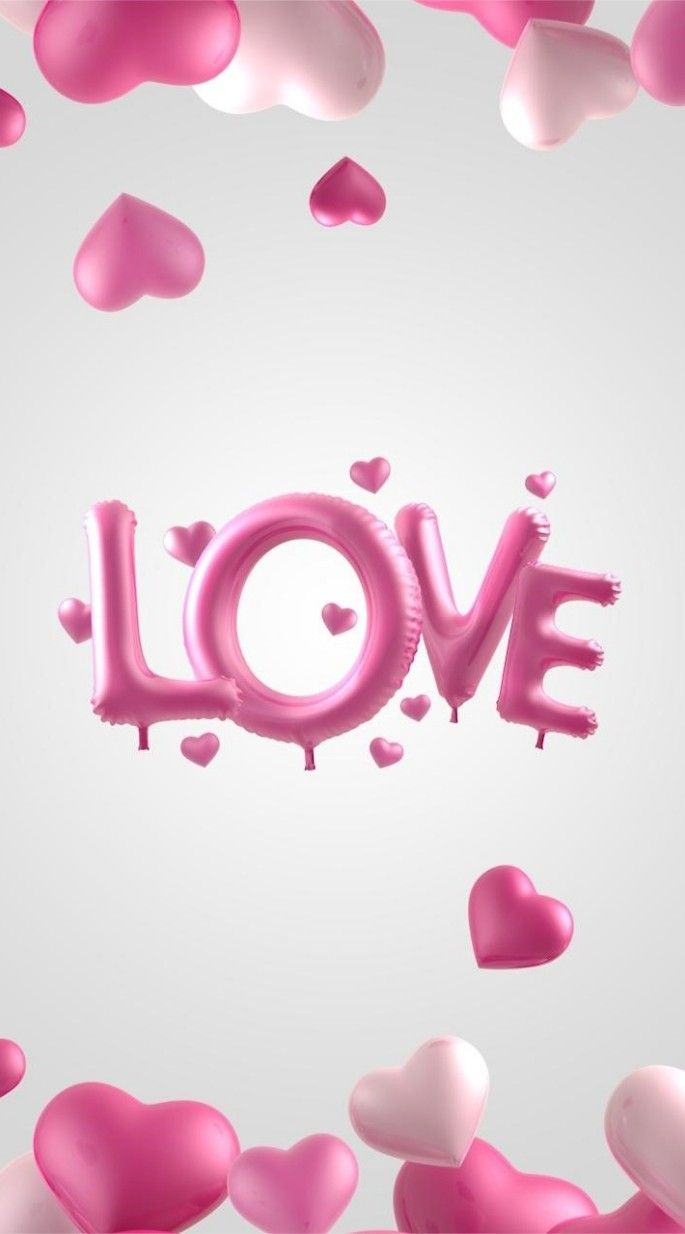 Pin By Monali On Love Wallpaper 1 Love Wallpaper Heart Wallpaper Iphone Wallpaper Love iphone cute pink hd wallpaper