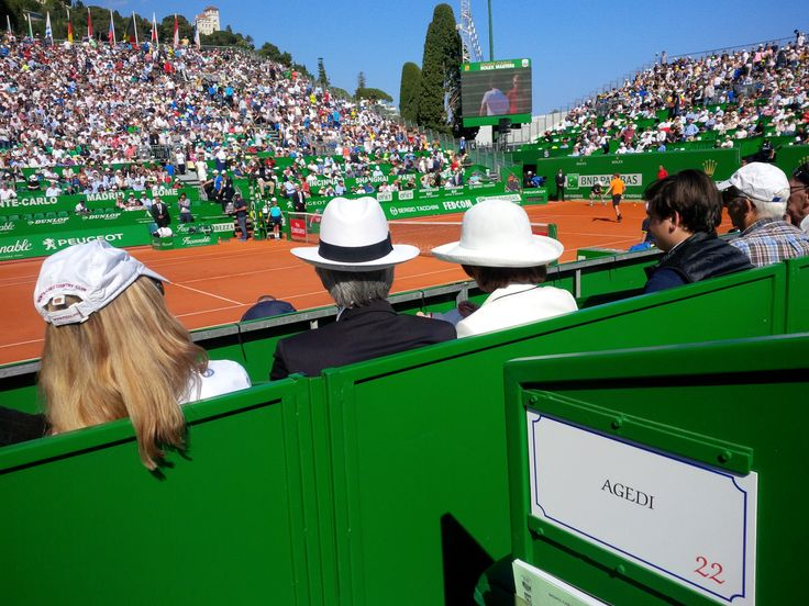Djokovic vs Goffin: live from Agedi's loggia at the Monte-Carlo Rolex Masters!  #agedilovestennis #lovetennis #monaco #montecarlo #montecarlorolexmasters #mcrm2017 #tennis #centralcourt #champions #match #set #djockovic #goffin #campioni #atp #atpmasters1000 #terrarossa #terrebattue #sport #realestate #realtor #tennisplayer #rolex #masters #tennislovers #монако #монтекарло #спорт #теннис