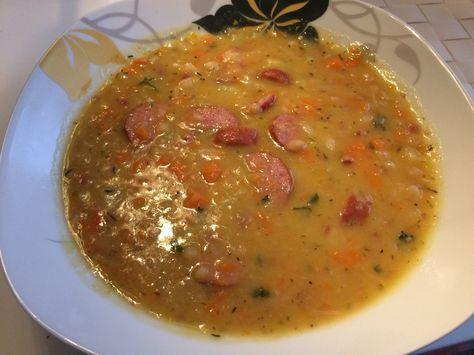 Weiße-Bohnen-Suppe (Weiße-Bohnen-Eintopf) by favorel on www.rezeptwelt.de