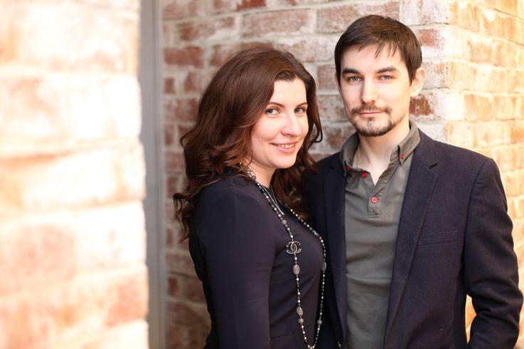 Анна и Владимир Потяевы