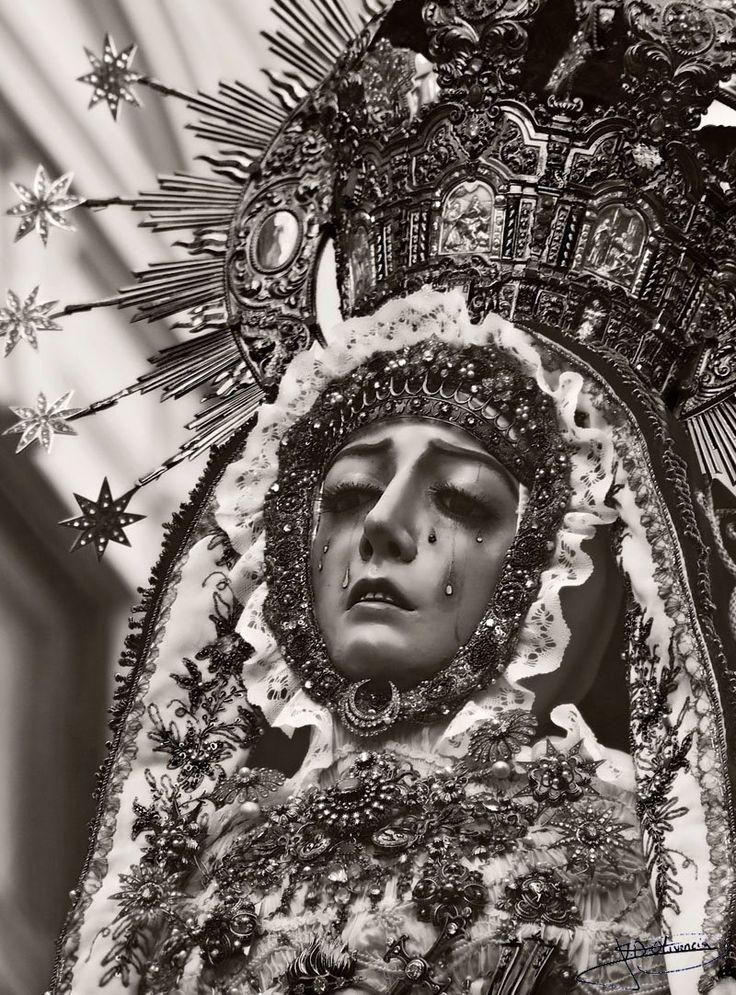 Virgen de los Dolores/ Cordoba, Spain: Religious Art, Inspiration, Cordoba Spain, Vintage Photographs, Mother Mary, Pains, Of The, Virgin, Virgin Mary