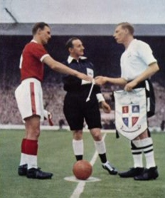 FA Cup Final 1959 Luton Town v Nottingham Forest