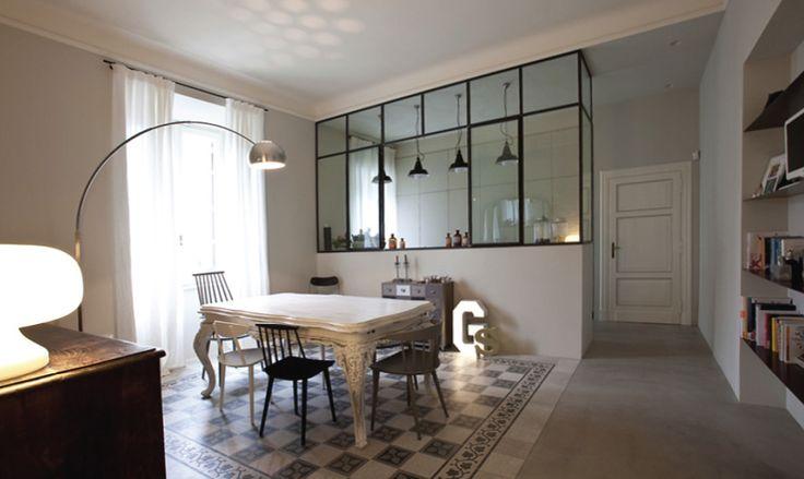 Serena & Guido dining room