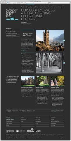webWebdesign, Colin O'Donoghue, Digital Design, Web Design, Colin Bennett, Interface Design, Website Inspiration, Design Website, Http Colinbennett Com Classic