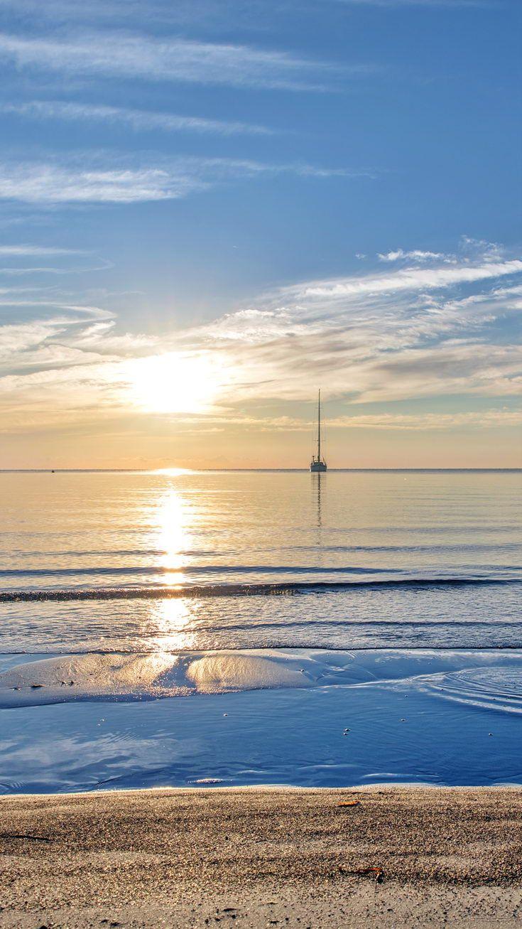 Ruhe und Erholung an der Ostsee