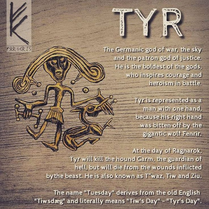 It's Tuesday, happy Tyr's Day! #tyr #tuesday #asatru #fornsed #heathen #heathens #pagan #odin #thor #vikings #viking #norse #religion #gods #god #mythology #dienstag #roots
