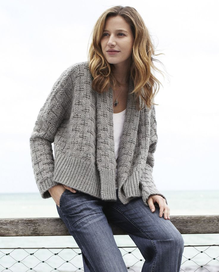 Image of Chunky Knit Cardigan