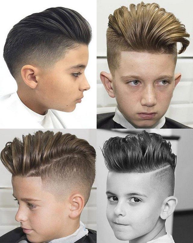 Прически для мальчиков 2020-2021: лучшие фото идеи стрижки ...