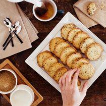 Rooibos Sugar Cookies
