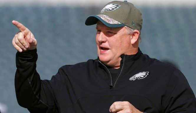 Philadelphia Eagles Rumors Chip Kelly