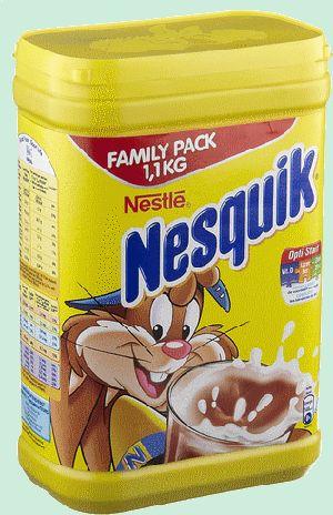 NESTLE NESQUIK cacao instantané en poudre 1,1kg