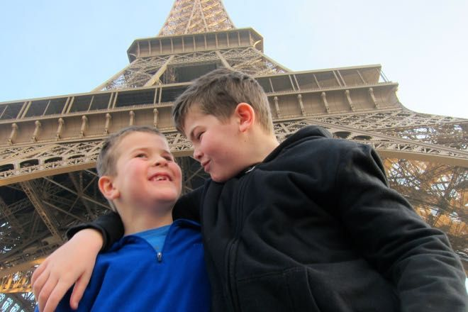 Paris with Kids - The Best Hotels for kids and lots of other interesting articles - metro, food, pastries, etc