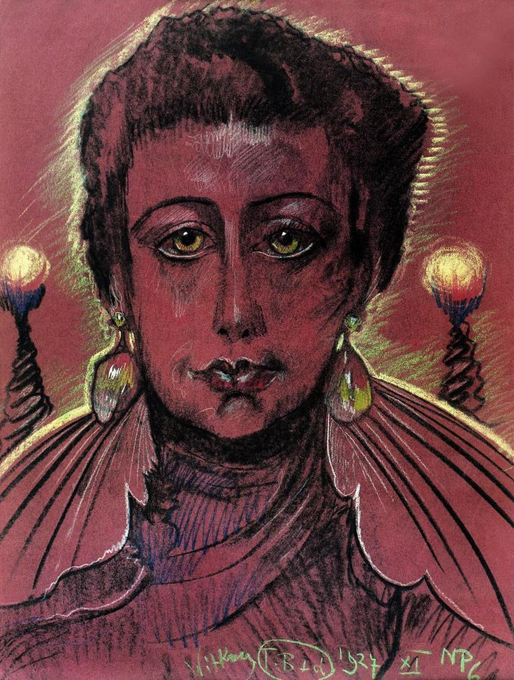 portret 1927