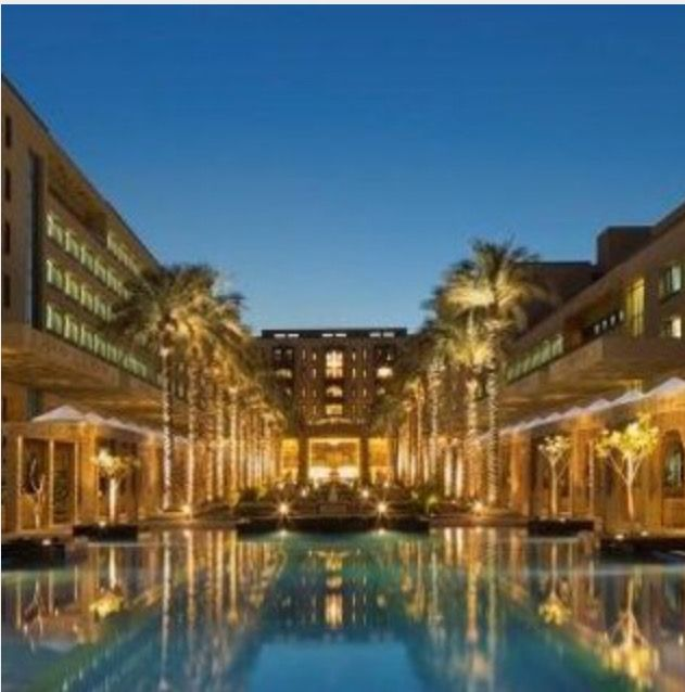 Jumeirah Messilah Beach Hotel And Spa Is Kuwait S Stunningly Luxurious Resort