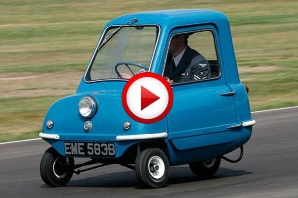 World's Smallest Car Video #records, #WTF, #cars, #videos, #pinsland, https://apps.facebook.com/yangutu