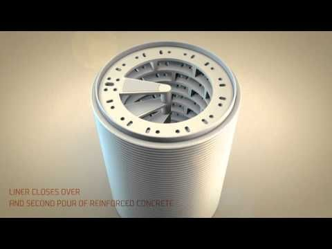 Spiral Cellars Animation - YouTube