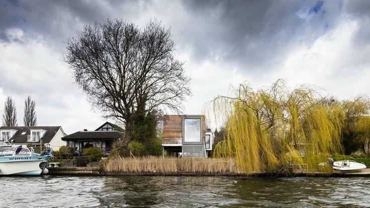 Chiquet Flood House - Weybridge, United Kingdom - 2011 - ben adams architects