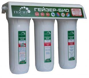 Фильтр для воды Гейзер-3 Био 321 (жесткая вода)