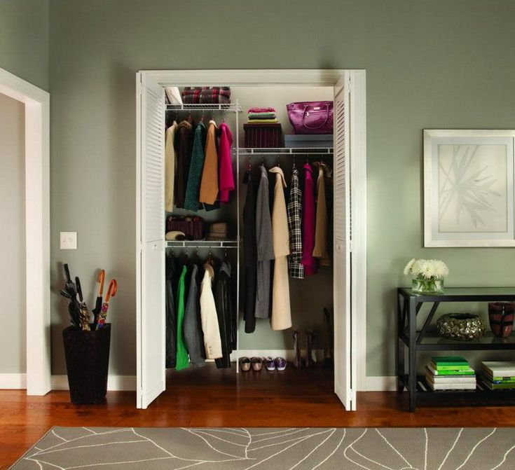 Ideas Make Your Room More Neat And Simple Closet Organizer Ideas ...