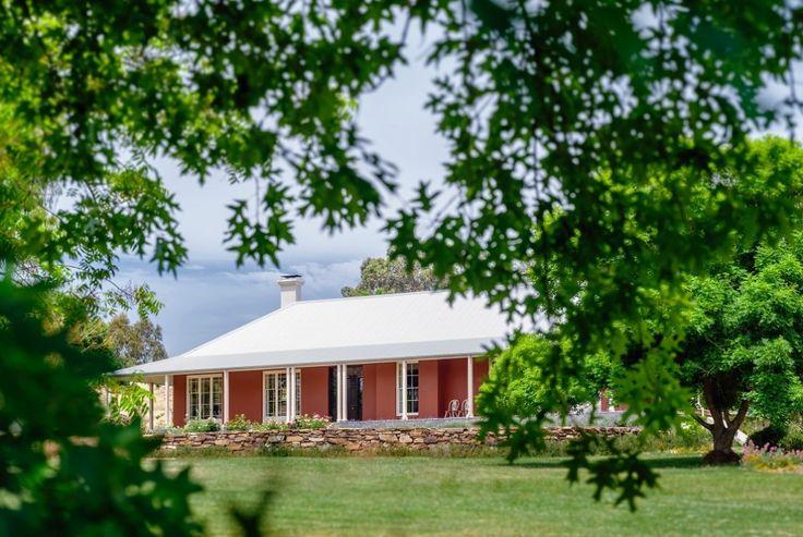 Wagga Farmhouse Michael Bell Architects Photo Justin Alexander 04