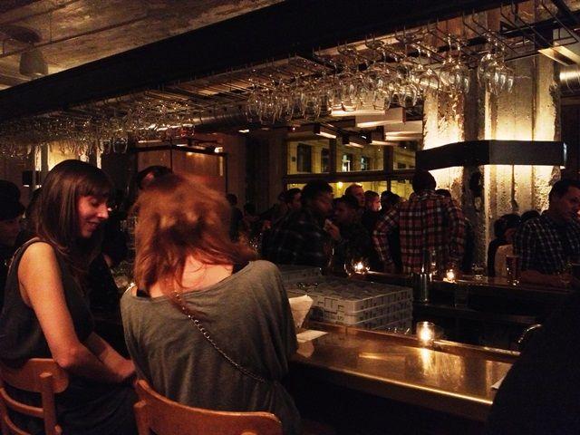 Bar Furco   425, Mayor, Montréal