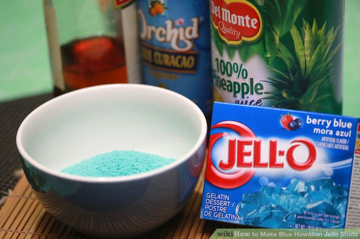 ... Make Blue Hawaiian Jello Shots | Blue Hawaiian, Jello Shots and Blue