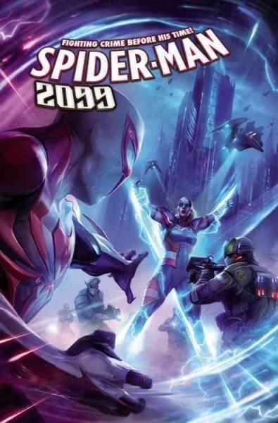 Marvel Spider-Man 2099 5: Civil War II