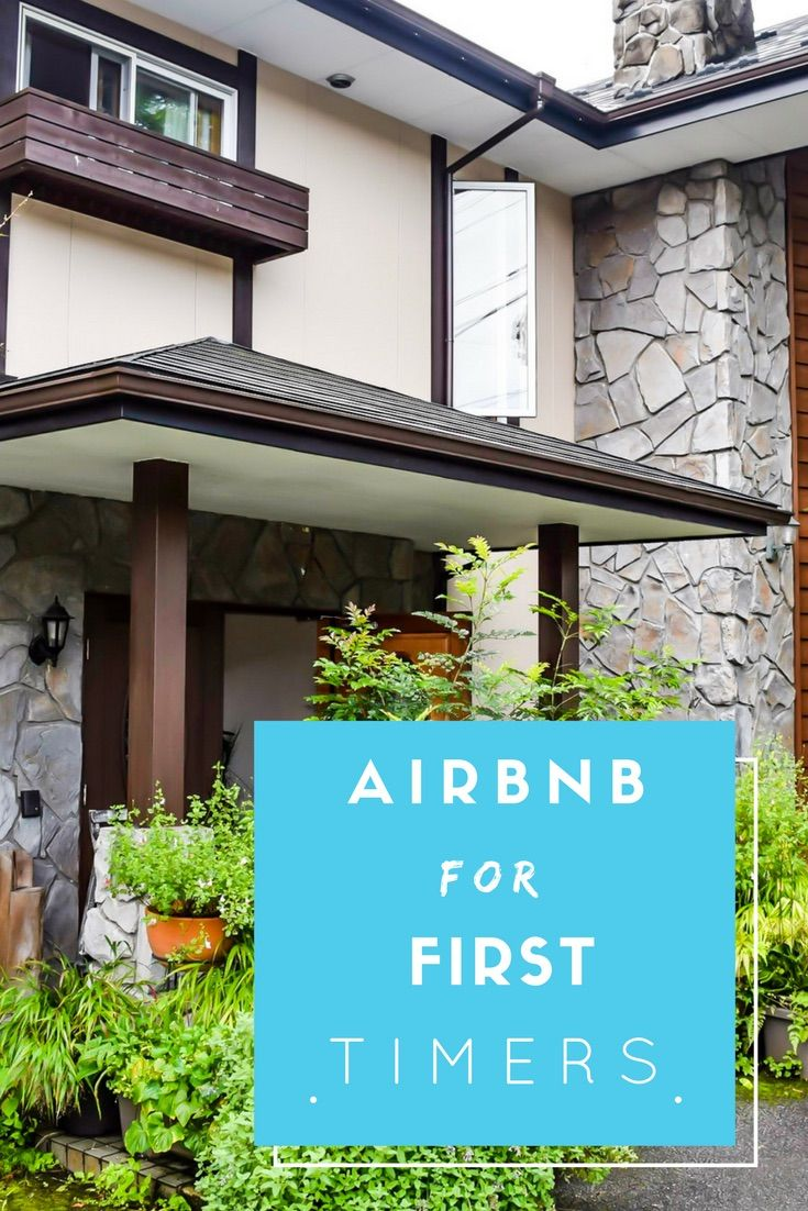 AirBNB is great for world travellers, but what if you've never used AirBNB before? Join us for our first AIRBNB experience to learn what it's all about.