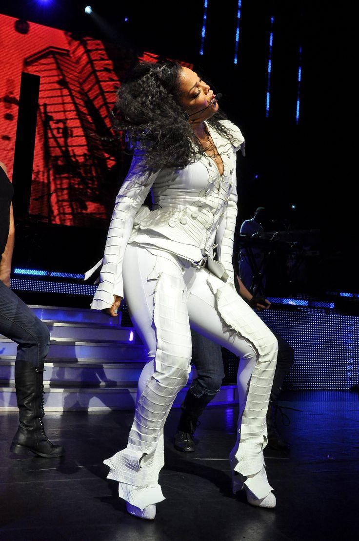 Number Ones Tour, Paris   JANET Vault   Janet Jackson ...