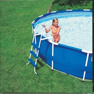 """Pool Ladder For 36"""" Above Ground Pools - Kmart"""