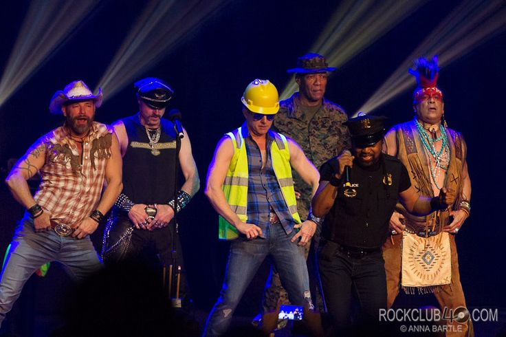 Review: VILLAGE PEOPLE - State Theatre - 26 May 2017