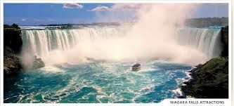 Beautiful Niagara Falls - Canada side, which is better than the USA side lol