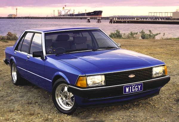 australian vehicles | Australia 1979-1981: Ford Falcon XD