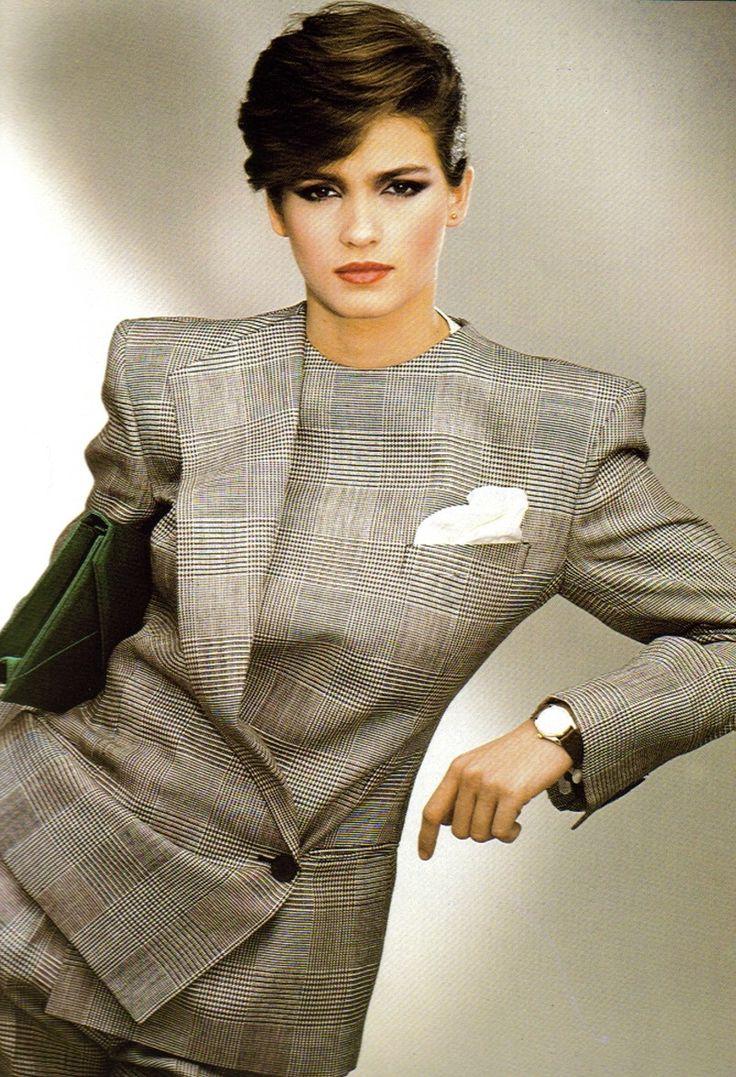 Gia Carangi, Fashion Model