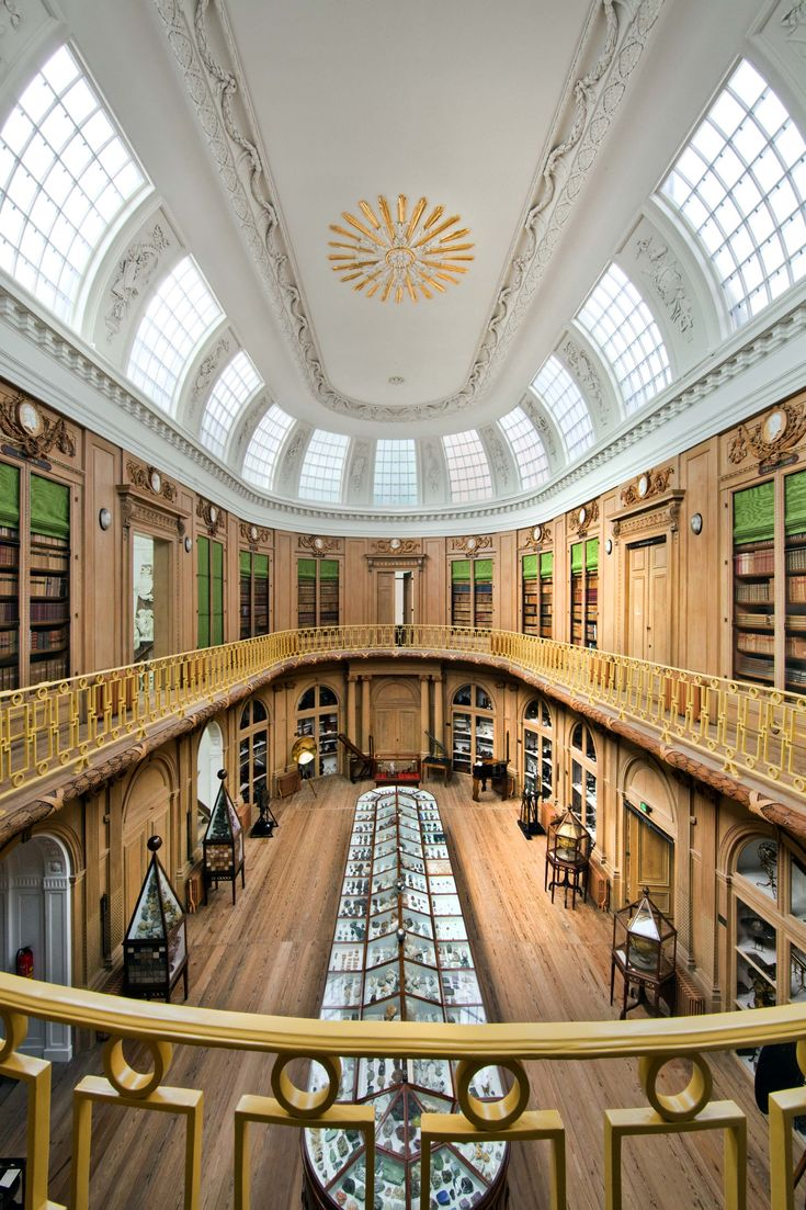 Teylers Museum Haarlem ~ Netherlands' first and oldest museum, open to the public since 1784. Unique to this museum is the historical presentation of its collections, largely unchanged since the late 18th and 19th centuries. As a whole, the building and the collections are a monument to two centuries of cultural history. The 18th-century ensemble is wholly unique.
