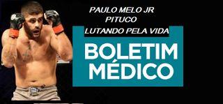 Galdinosaqua em Saquarema: Informativo sobre a saúde do Lutador de MMA Pituco...