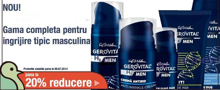 Gama completa pentru ingrijire tipic masculina cu pana la 20% reducere!  ---> http://goo.gl/B1WpTv