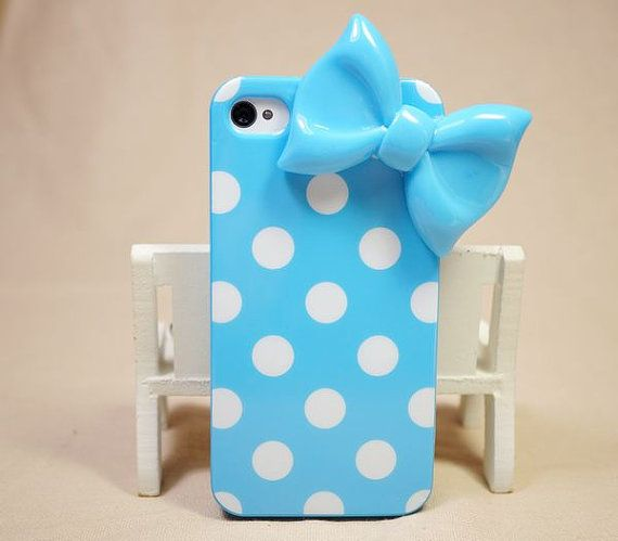 Cute Phone Cases | bow iphone5 case by hamaphonecase my little pony iphone 5 case by ...