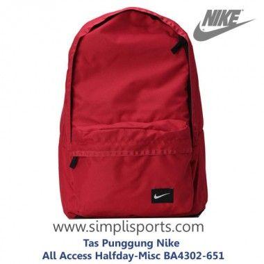 Tas Punggung Nike All Access Halfday BA4302-651 ORI