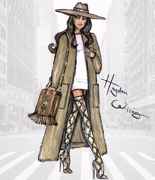 Style in the City by Hayden Williams: 'Sleek in Sandstone'