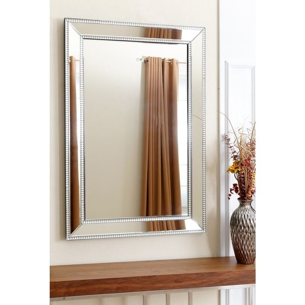 Abbyson Living Venice Rectangle Wall Mirror 44