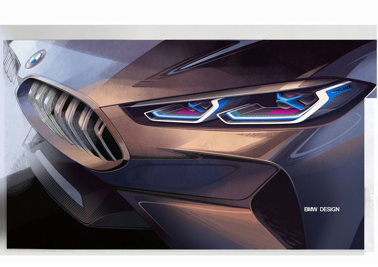New BMW 8-Series Concept Revealed, Coming In 2018 [72 Pics / Videos]