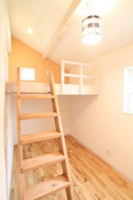「3畳 ロフトベッド」の画像検索結果