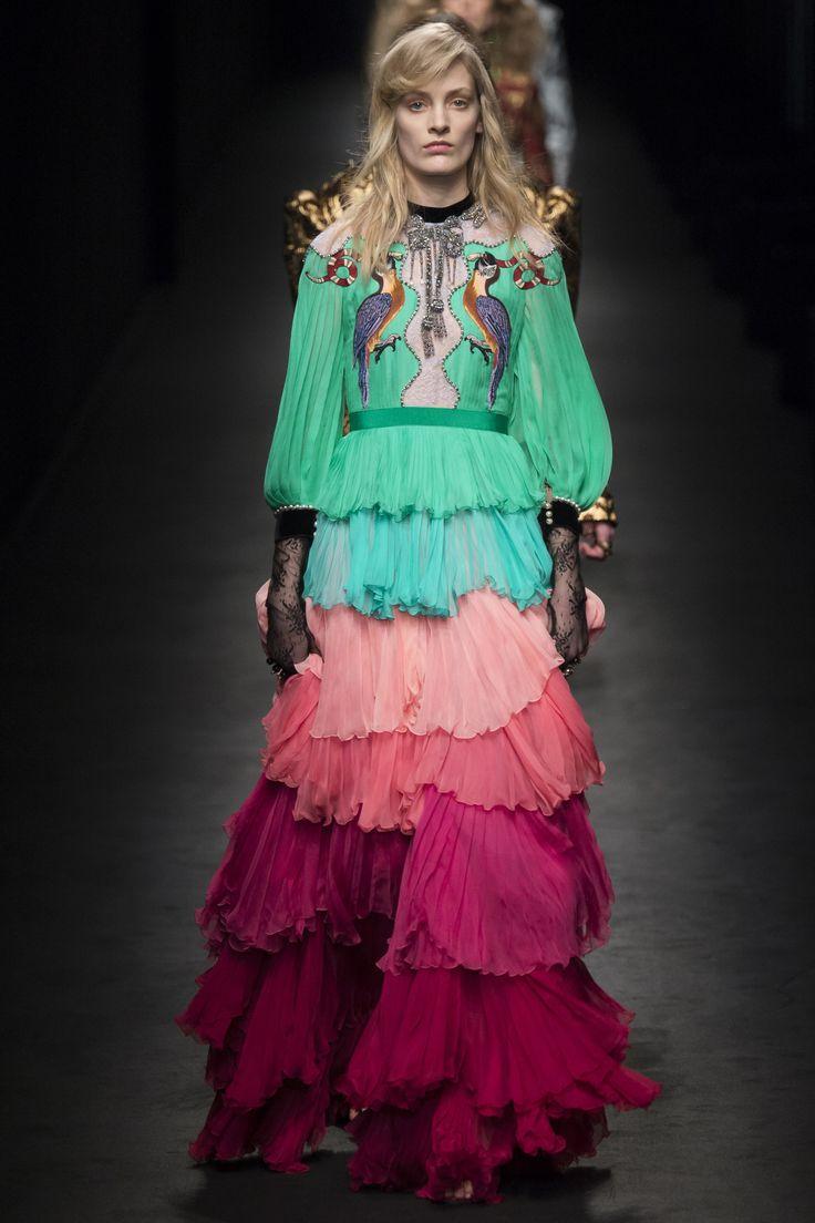 200 best ruffles flounce jabot images on Pinterest | High fashion ...