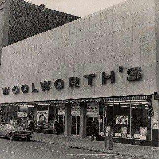 Woolworths Downtown Statesboro GA Historic Bulloch